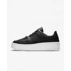 Nike Air Force 1 Sage Low Negras
