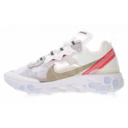 Nike React Element 87 Blancas
