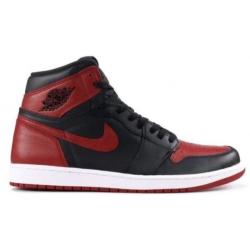 Nike Air Jordan 1 Rojas Negras