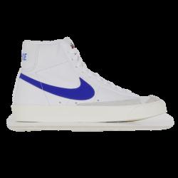 Nike Blazer Mid Blancas Azules