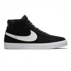Nike Blazer Mid Negras