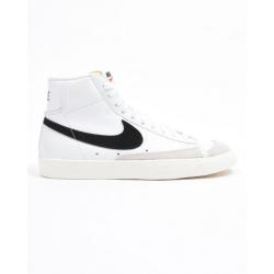 Nike Blazer Mid Blancas Negras