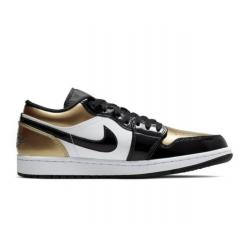 Nike Air Jordan 1 Low Doradas