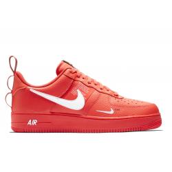 Nike Air Force 1 Utility Rojas