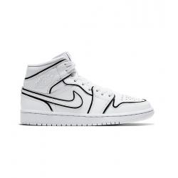 Nike Air Jordan 1 Blancas...