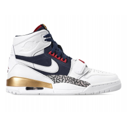 Nike Air Jordan Legacy Azul...