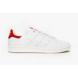 Adidas Stan Smith BLANCAS ROJAS
