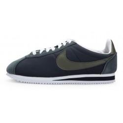 "Nike Cortez ""CLASSIC 2015"" GRIS OSCURO VERDE"