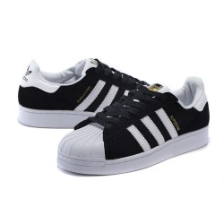 "Adidas ""SUPERSTAR 2015""  NEGRAS/BLANCAS"