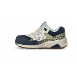 New Balance 580 Azules Blancas