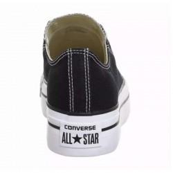 Converse All Star Plataforma Bajas Negras