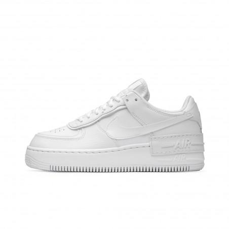 Nike Air Force One Shadow Blancas