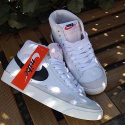 Estas Nike Blazer Mid son perfectas para este otoño 🍁 Hazte con las tuyas al mejor precio sólo en nuestra web! www.crazyzapas.com